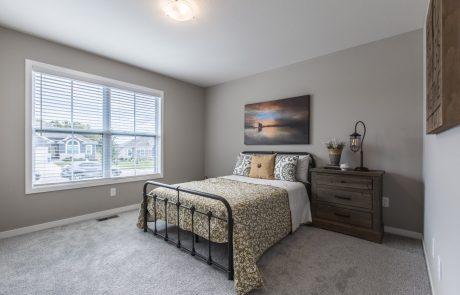 bedroom Azalea floor plan